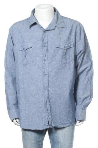 Ανδρικό πουκάμισο Urban Supply, Μέγεθος XXL, Χρώμα Μπλέ, Τιμή 7,79€