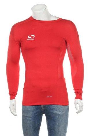 Ανδρική αθλητική μπλούζα Sondico, Μέγεθος M, Χρώμα Κόκκινο, 92% πολυεστέρας, 8% ελαστάνη, Τιμή 13,40€