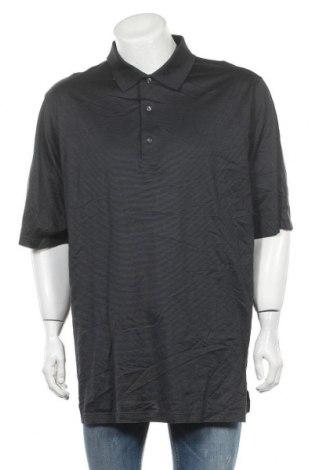 Мъжка тениска, Размер XXL, Цвят Сив, Памук, Цена 4,73лв.