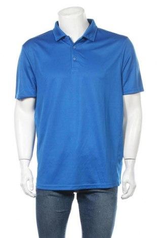 Мъжка тениска Active By Tchibo, Размер XL, Цвят Син, Полиестер, Цена 16,07лв.