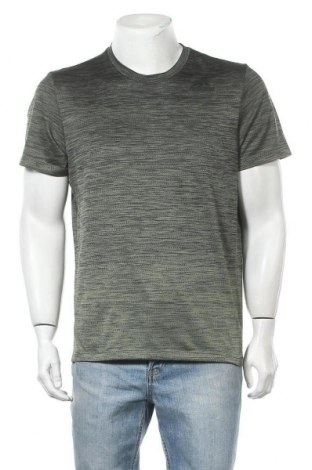 Ανδρικό t-shirt Adidas, Μέγεθος L, Χρώμα Πράσινο, Πολυεστέρας, Τιμή 15,59€