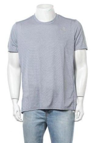 Ανδρικό t-shirt Adidas, Μέγεθος L, Χρώμα Μπλέ, Πολυεστέρας, Τιμή 16,29€