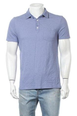 Ανδρικό t-shirt Banana Republic, Μέγεθος M, Χρώμα Μπλέ, 96% βαμβάκι, 4% ελαστάνη, Τιμή 16,62€