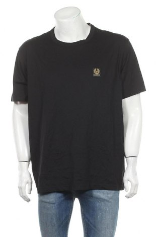 Ανδρικό t-shirt Belstaff, Μέγεθος L, Χρώμα Μαύρο, Βαμβάκι, Τιμή 56,50€