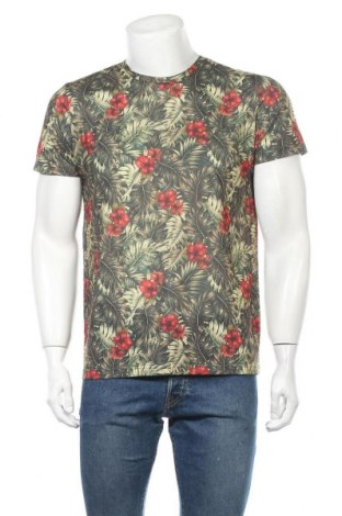 Ανδρικό t-shirt Brave Soul, Μέγεθος M, Χρώμα Πράσινο, Πολυεστέρας, Τιμή 8,77€