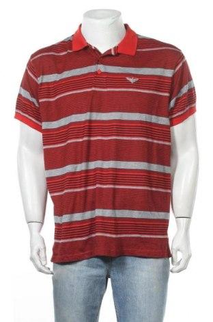 Мъжка тениска Canyon, Размер XXL, Цвят Червен, Полиестер, Цена 14,70лв.