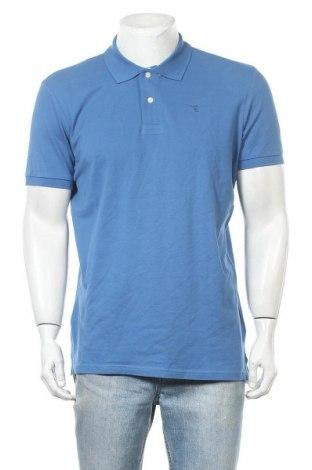 Ανδρικό t-shirt Diadora, Μέγεθος L, Χρώμα Μπλέ, Βαμβάκι, Τιμή 9,94€