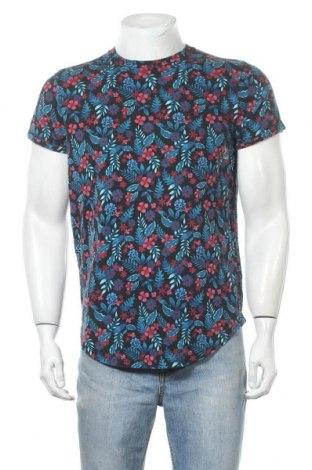 Мъжка тениска Hollister, Размер M, Цвят Многоцветен, Памук, Цена 14,96лв.