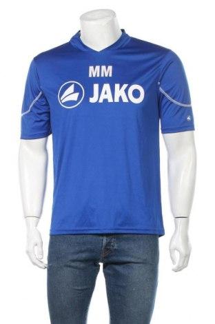 Ανδρικό t-shirt Jako, Μέγεθος M, Χρώμα Μπλέ, Πολυεστέρας, Τιμή 7,18€