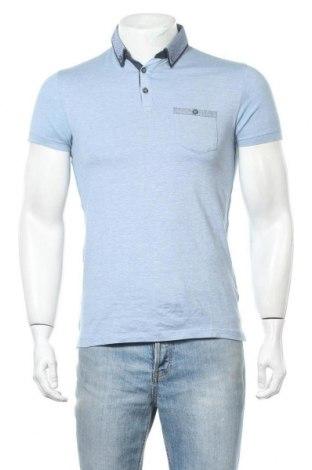 Ανδρικό t-shirt Next, Μέγεθος S, Χρώμα Μπλέ, Βαμβάκι, Τιμή 11,04€