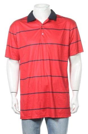 Мъжка тениска Onyx, Размер XL, Цвят Червен, Полиестер, Цена 6,03лв.