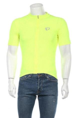 Ανδρικό t-shirt Pearl Izumi, Μέγεθος L, Χρώμα Πράσινο, Πολυεστέρας, Τιμή 22,43€
