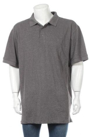 Мъжка тениска Pierre Cardin, Размер XL, Цвят Сив, 65% полиестер, 35% памук, Цена 41,87лв.