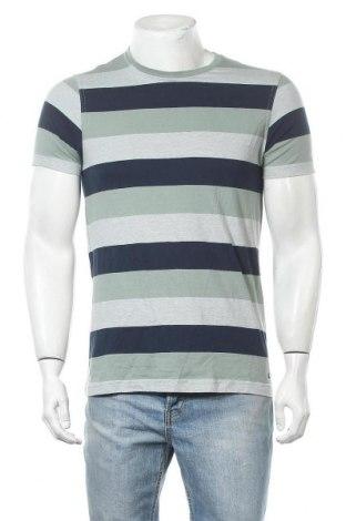 Ανδρικό t-shirt Rivers, Μέγεθος XS, Χρώμα Πράσινο, Βαμβάκι, Τιμή 9,94€