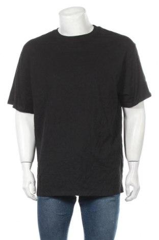Ανδρικό t-shirt Supre, Μέγεθος M, Χρώμα Μαύρο, Βαμβάκι, Τιμή 9,38€