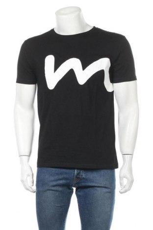 Мъжка тениска Tee Jays, Размер M, Цвят Черен, 100% памук, Цена 24,99лв.