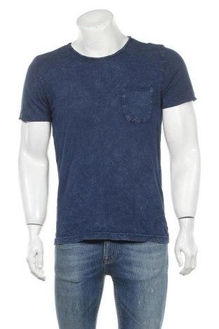 Pánské tričko  Tom Tailor, Velikost M, Barva Modrá, Bavlna, Cena  316,00Kč