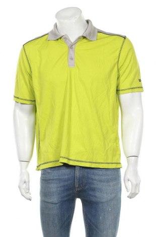 Ανδρικό t-shirt Wilson, Μέγεθος L, Χρώμα Πράσινο, Πολυεστέρας, Τιμή 7,27€