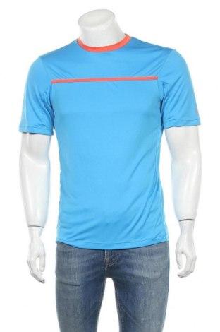 Ανδρικό t-shirt Wilson, Μέγεθος M, Χρώμα Μπλέ, Πολυεστέρας, Τιμή 9,26€