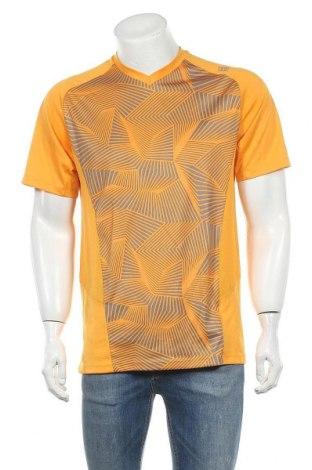 Ανδρικό t-shirt Wilson, Μέγεθος L, Χρώμα Πορτοκαλί, Πολυεστέρας, Τιμή 9,35€