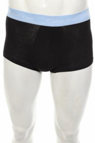 Мъжки боксерки Calvin Klein, Размер XS, Цвят Черен, 95% памук, 5% еластан, Цена 18,00лв.