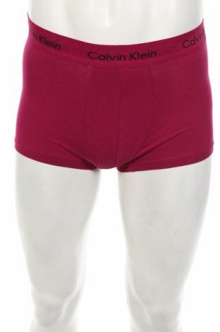 Мъжки боксерки Calvin Klein, Размер S, Цвят Розов, 95% памук, 5% еластан, Цена 18,00лв.