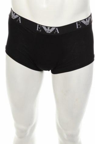Мъжки боксерки Emporio Armani Underwear, Размер S, Цвят Черен, 95% памук, 5% еластан, Цена 20,80лв.
