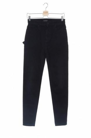 Мъжки дънки Emporio Armani, Размер S, Цвят Черен, 92% памук, 6% други тъкани, 2% еластан, Цена 203,40лв.