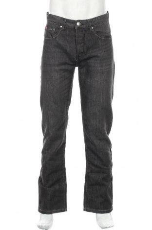 Мъжки дънки Lee Cooper, Размер M, Цвят Сив, 60% памук, 40% полиестер, Цена 27,60лв.