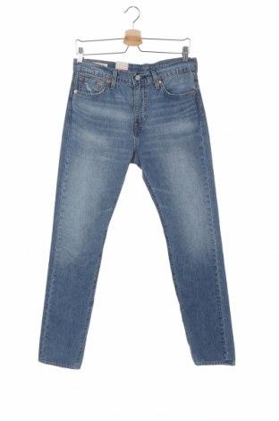 Мъжки дънки Levi's, Размер S, Цвят Син, 98% памук, 2% еластан, Цена 89,57лв.