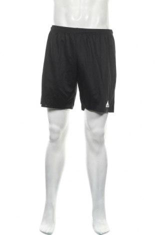 Ανδρικό κοντό παντελόνι Adidas, Μέγεθος L, Χρώμα Μαύρο, Πολυεστέρας, Τιμή 15,20€