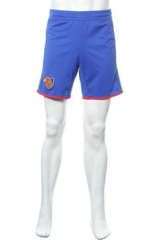 Ανδρικό κοντό παντελόνι Adidas, Μέγεθος S, Χρώμα Μπλέ, Πολυεστέρας, Τιμή 13,51€