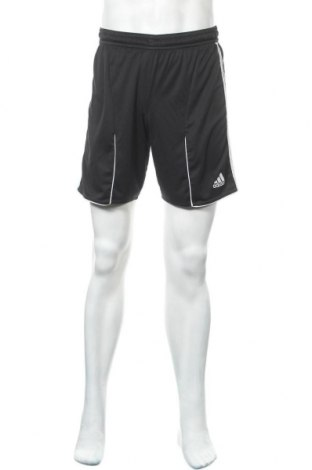 Ανδρικό κοντό παντελόνι Adidas, Μέγεθος M, Χρώμα Μαύρο, Πολυεστέρας, Τιμή 15,59€