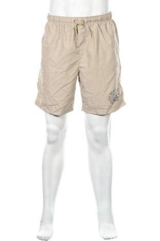 Мъжки къс панталон Atlas For Men, Размер XL, Цвят Бежов, Полиестер, Цена 11,03лв.