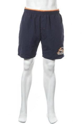 Мъжки къс панталон Atlas For Men, Размер XXL, Цвят Син, Полиестер, Цена 12,60лв.
