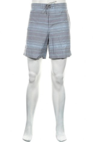 Ανδρικό κοντό παντελόνι Burton, Μέγεθος XL, Χρώμα Μπλέ, 73% βαμβάκι, 27% πολυεστέρας, Τιμή 22,40€