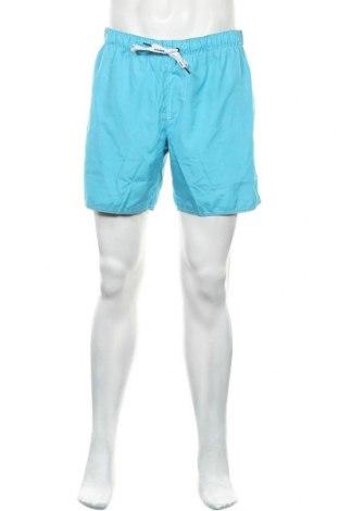 Ανδρικό κοντό παντελόνι Diesel, Μέγεθος M, Χρώμα Μπλέ, Τιμή 21,59€