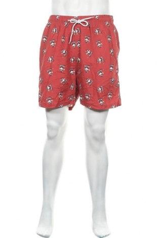 Ανδρικό κοντό παντελόνι Emerson, Μέγεθος XL, Χρώμα Κόκκινο, Πολυεστέρας, Τιμή 9,09€
