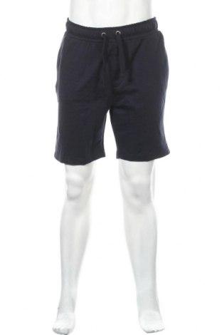 Ανδρικό κοντό παντελόνι French Connection, Μέγεθος L, Χρώμα Μπλέ, 60% βαμβάκι, 40% πολυεστέρας, Τιμή 34,41€