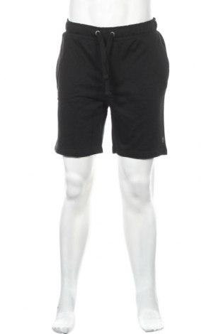 Ανδρικό κοντό παντελόνι French Connection, Μέγεθος L, Χρώμα Μαύρο, 60% βαμβάκι, 40% πολυεστέρας, Τιμή 34,41€