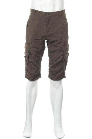 Ανδρικό κοντό παντελόνι Icepeak, Μέγεθος M, Χρώμα Καφέ, Πολυεστέρας, Τιμή 11,04€