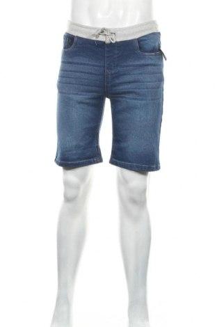Ανδρικό κοντό παντελόνι Identic, Μέγεθος M, Χρώμα Μπλέ, 78% βαμβάκι, 21% πολυεστέρας, 1% ελαστάνη, Τιμή 15,59€