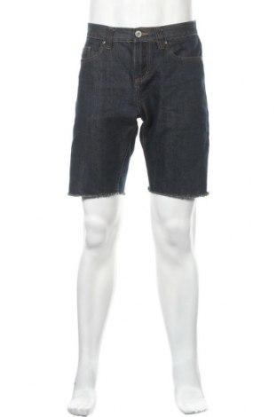 Ανδρικό κοντό παντελόνι Identic, Μέγεθος M, Χρώμα Μπλέ, 65% βαμβάκι, 35% πολυεστέρας, Τιμή 9,94€