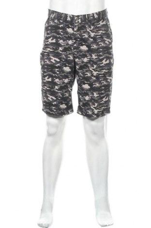 Ανδρικό κοντό παντελόνι Identic, Μέγεθος L, Χρώμα Πολύχρωμο, Βαμβάκι, Τιμή 10,39€