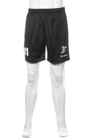 Ανδρικό κοντό παντελόνι Jako, Μέγεθος L, Χρώμα Μαύρο, Πολυεστέρας, Τιμή 6,33€