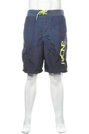 Ανδρικό κοντό παντελόνι Jean Pascale, Μέγεθος XL, Χρώμα Μπλέ, Πολυεστέρας, Τιμή 8,83€
