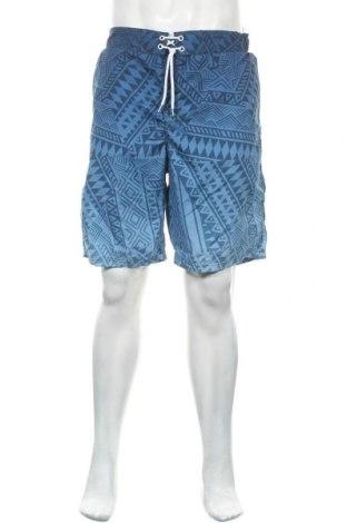 Ανδρικό κοντό παντελόνι Jean Pascale, Μέγεθος XL, Χρώμα Μπλέ, Πολυεστέρας, Τιμή 18,19€