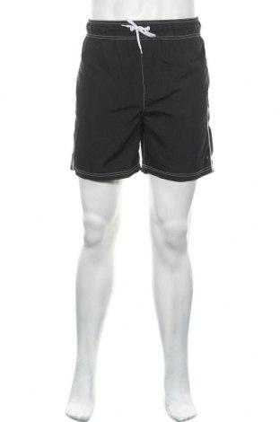 Мъжки къс панталон Lh By La  Halle, Размер S, Цвят Черен, Полиестер, Цена 8,19лв.