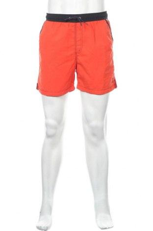 Ανδρικό κοντό παντελόνι Maddison, Μέγεθος M, Χρώμα Πορτοκαλί, Πολυεστέρας, Τιμή 11,69€
