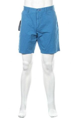 Ανδρικό κοντό παντελόνι Napapijri, Μέγεθος M, Χρώμα Μπλέ, Βαμβάκι, Τιμή 44,78€